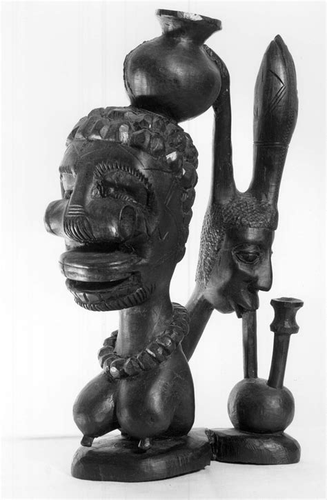 Modern Makonde Sculpture from the Collection of Izaak and ...