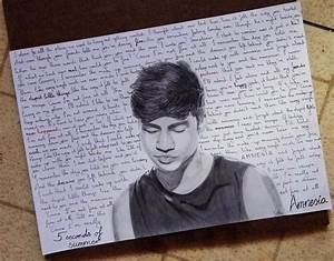 Calum From 5SOS | drawing of Calum Hood from 5SOS, what do ...