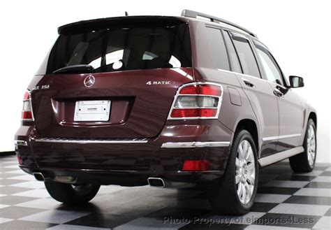 Every used car for sale comes with a free carfax report. 2010 Used Mercedes-Benz GLK CERTIFIED GLK350 4Matic AWD ...