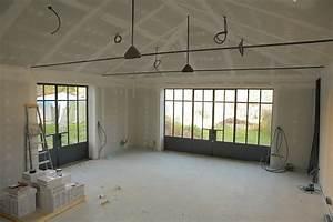 Verriere Interieure Metallique : oise r novation en travaux ~ Premium-room.com Idées de Décoration