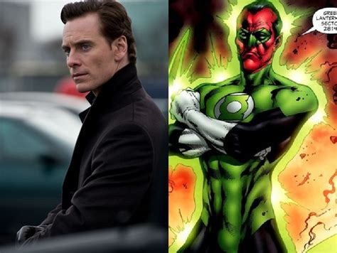 cast of the green lantern green lantern cast sinestro michael fassbender by allstardoomsday1992 on deviantart