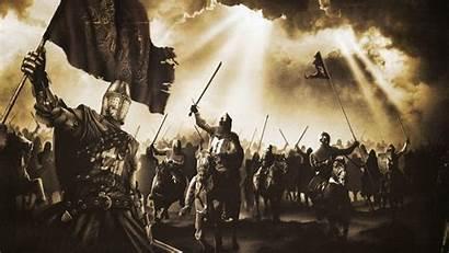 Knight Templar Crusader Backgrounds Wallpapers Wallpaperplay