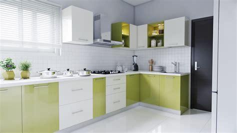 modular kitchen l shape design l shaped modular kitchen designs india homelane 9278