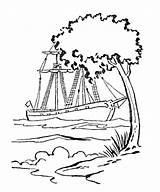 Island Treasure Coloring Pages Coloring2print sketch template