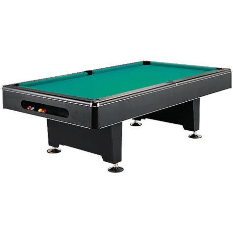 7 slate pool table eliminator 7 39 slate pool table with ball return flaghouse