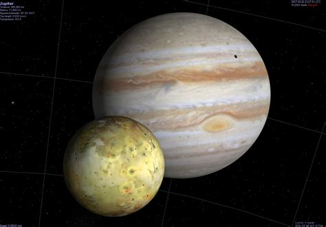 Jupiter's Moons Information - Pics about space