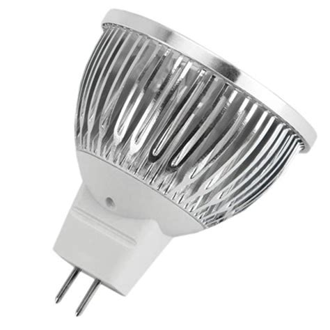 10 pack 4w 12v dimmable led mr16 light bulb 50w halogen