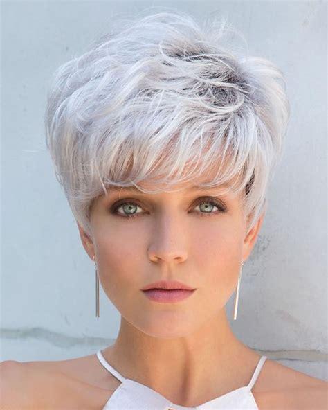 Pixie Hairstyles For Grey Hair by 25 Trendy Hair Cut 2018 Bob Pixie Hair Styles