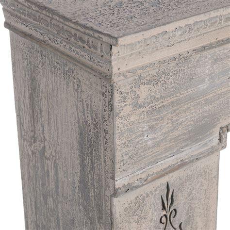 cornici provenzali cornice camino decapato mobili provenzali shabby chic on