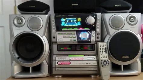 Aiwa Stereo System