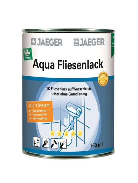 Pressemitteilung Aqua Fliesenlack Jaeger