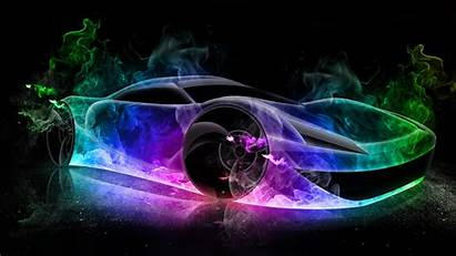 Ultra Wallpapers Cars Awesome Colorful Cool Fire