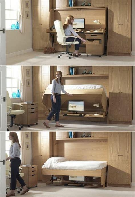 Meuble De Bureau Conforama En Bois by Le Bureau Pliable Est Fait Pour Faciliter Votre Vie