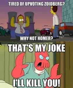 Futurama Funny Zoidberg Memes