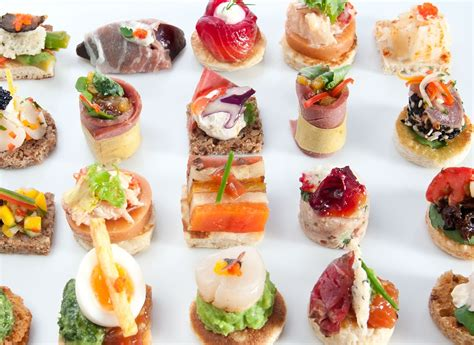 food canapes 28 images mini plastic canape dishes are