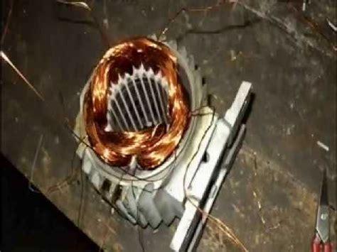 bobinado de motores electricos youtube
