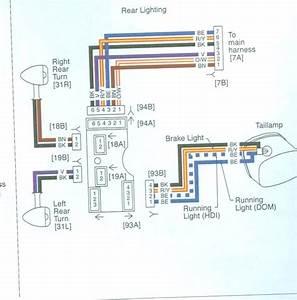 1997 Harley Davidson Dyna Wide Glide Wiring Diagram