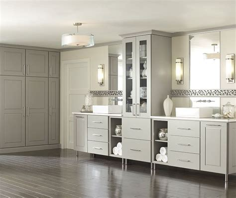 Using Kitchen Cabinets In Bathroom by Every Cabinetry Situation Is Unique This Bathroom