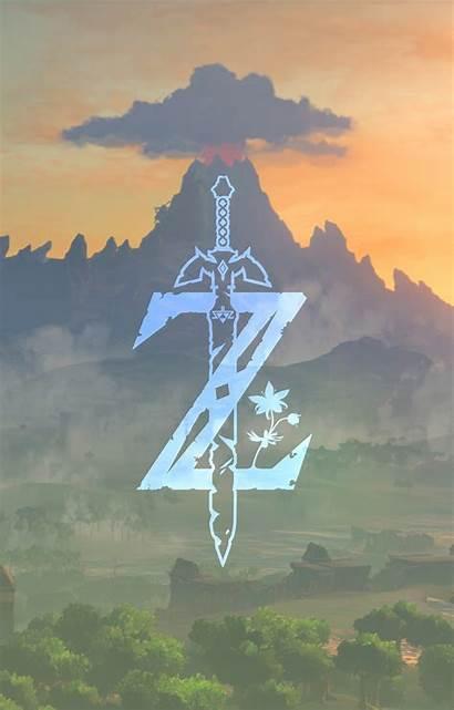 Zelda Botw Breath Legend Wild Wallpapers Phone