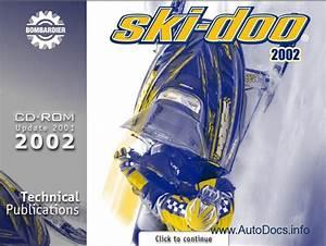 Ski Doo Formula Deluxe 500 Lc 1999 Shop Manual Download