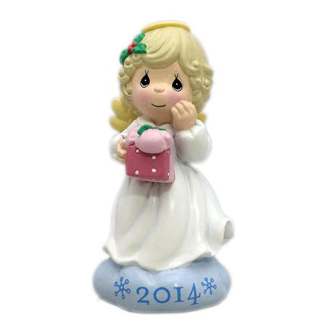 precious moments 2014 holiday ornament