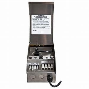 50w - Low Voltage Transformer