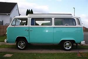 1974  M  Volkswagen T2 Camper Van Pop