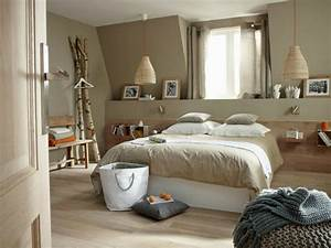37 earth tone color palette bedroom ideas decoholic With couleur beige peinture murale 5 deco chambre framboise et taupe
