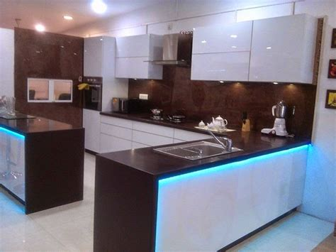 modern small kitchen design  india ideas