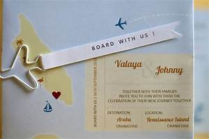 destination wedding invitations that will convince your With unique wedding invitations for destination weddings