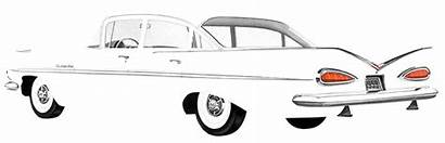 1959 Chevy Chevrolet 1950s 1956 1955 1958