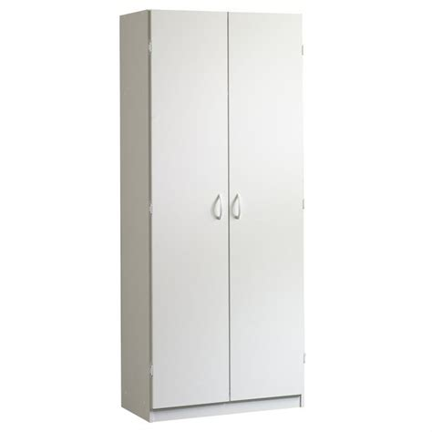 sauder beginnings soft white storage cabinet ebay
