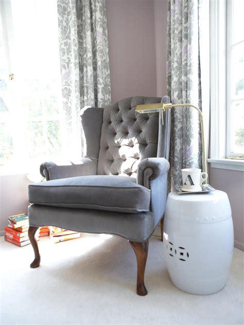chair in bedroom photos hgtv