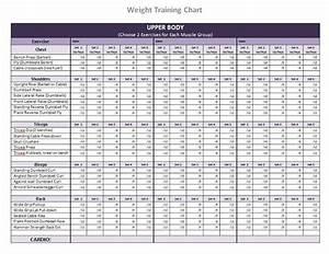 Bowflex Workout Chart Pdf