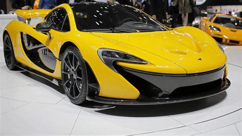 McLaren hybrid supercar aims high