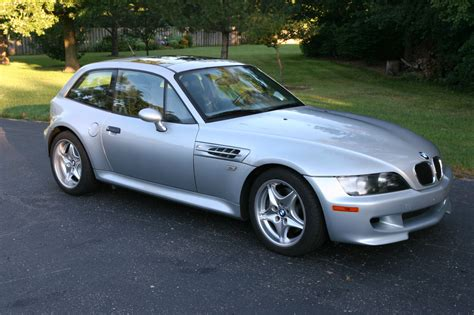 1999 Bmw Z3 M Coupe  Pictures, Information And Specs