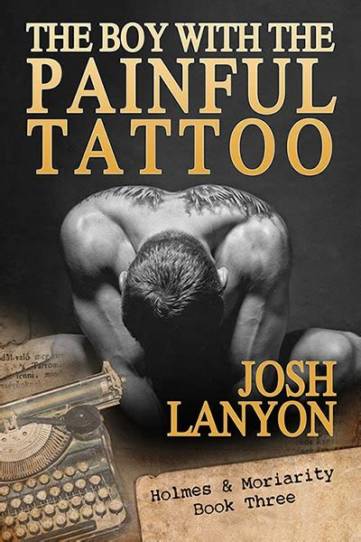 josh lanyons blog boy   painful tattoo sneak peek august
