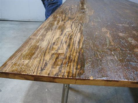 table top progress surface solutions  stripping