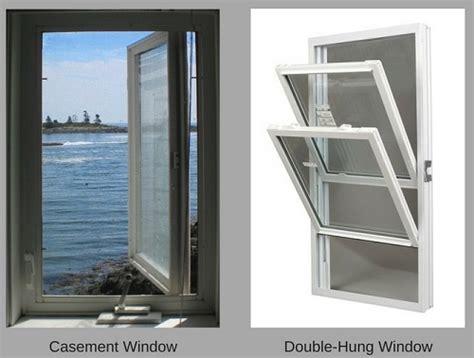 replacement window tips casement window  double hung window