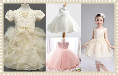 Wedding Dresses For Girls : Baby Girl Boutique Wedding Dress Collection In Unique