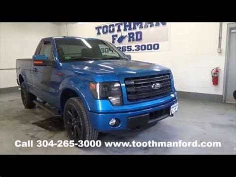 Used Ford F 150 FX4 Tremor for sale, Morgantown WV