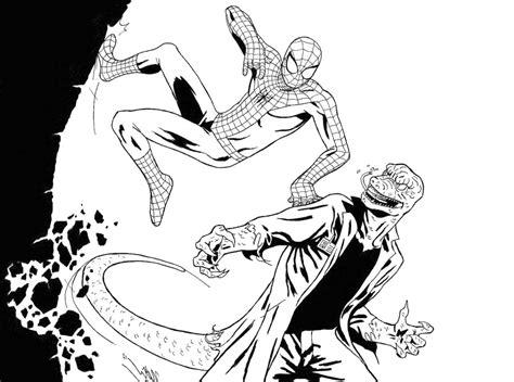 disegni da colorare uomo ragno gratis uomo ragno da stare e colorare galleria di immagini