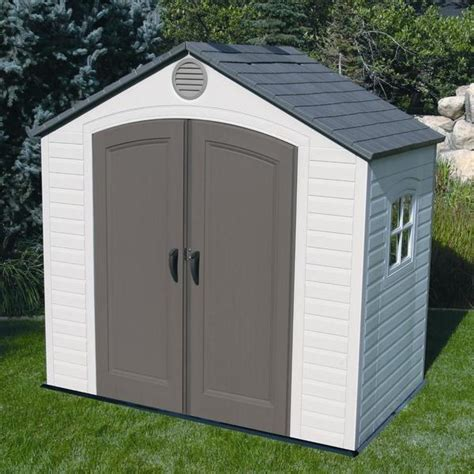 8 x 5 shed shop lifetime storage shed 8 x 5 free shipping today