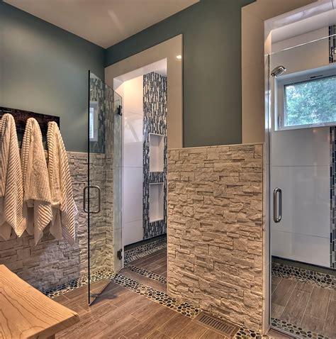 fake wood flooring bathroom transitional   walls