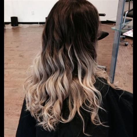 hair color dark to light ombre dark to light hair pinterest of hair color ombre