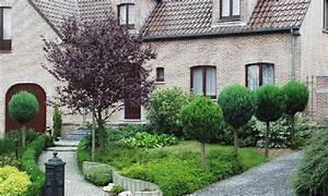 Pflanzen Für Nordseite : den vorgarten gestalten planungswelten ~ Frokenaadalensverden.com Haus und Dekorationen