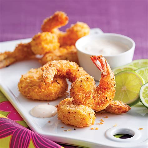 coco cuisine crevettes coco panko recettes cuisine et nutrition