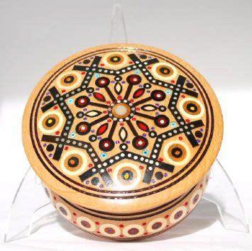 amazoncom ukrainian carpathian encrusted  wood box