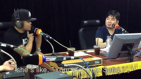Tbs Efm Ministry Of K-pop (johan Kim 김조한) Interview With
