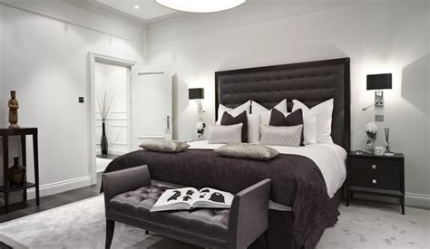 Bedroom Black And White Color by 35 Timeless Black And White Bedrooms That How To